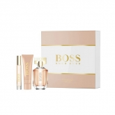 Hugo Boss The Scent For Her Eau De Perfume Spray 50ml Set 3 Pieces 2018