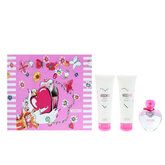 Moschino Pink Bouquet Eau De Toilette Spray 50ml Set 3 Piezas 2020
