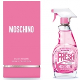 Moschino Fresh Couture Pink Eau De Toilette Spray 30ml