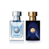 Versace Dylan Blue Man + Pour Homme Eau De Toilette Spray 30ml Set 2 Piezas