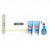 Moschino Fresh Couture Eau De Toilette Spray 50ml Set 3 Pieces 2018