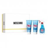 Moschino Fresh Couture Eau De Toilette Spray 50ml Set 3 Artikel 2018