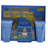 Versace Eau Fraîche Eau De Toilette Spray 50ml Set 3 Pieces 2018