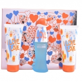 Moschino Cheap And Chic I Love Love Eau De Toilette Spray 50ml Set 3 Piezas 2018