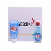 Moschino Fresh Couture Eau De Toilette Spray 30ml Set 2 Piezas 2018