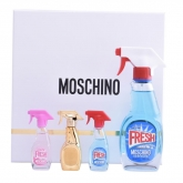 Moschino Fresh Couture Eau De Toilette Spray 50ml Set 4 Pieces 2018