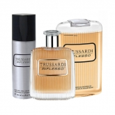 Trussardi Riflesso Eau De Toilette Spray 100ml Set 3 Pieces 2019