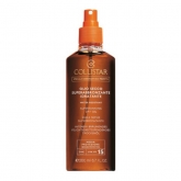 Collistar Super Tanning Dry Oil Water Resistant Spf15 200ml