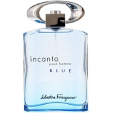 Salvatore Ferragamo Incanto Blue Homme  Eau De Toilette Spray 100ml