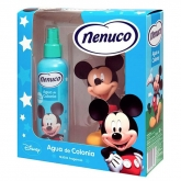 Nenuco Mickey Mouse Eau De Cologne Spray 175ml Set 2 Piezas 2017