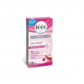 Veet Hair Removal Strips Normal Skin 20 Units