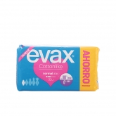 Evax Cottonlike Normal Compresas 20u