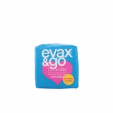 Evax & Go Normal With Wings Sanitary Towels 10 Units