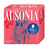 Ausonia Normal With Wings Sanitary Towels 14 Units