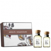 Adolfo Dominguez Agua Fresca Ad Eau De Toilette Spray 120ml Set 2 Piezas 2014