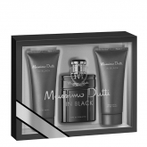 Massimo Dutti Eau De Toilette Spray 100ml Set 3 Piezas 2017