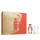 Adolfo Dominguez Única Coral Eau De Toilette Spray 100ml Set 3 Piezas 2020