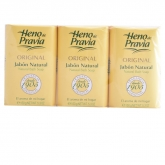 Heno De Pravia Original Natural Soap 3x150g