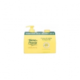 Heno De Pravia Liquid Soap 250ml + Replacement 250ml