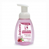 Babaria Intimate Soap In Red Cranberry Mousse 250ml