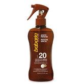 Babaria Aceite Protector Spf20 Coco 200ml