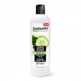 Babaria Nourishing Shampoo Curls With Cucumber 400ml