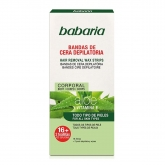 Babaria Aloe Hair Removal Strips All Skin Types 16 Units