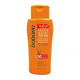 Babaria Aloe Vera Sun Milk For Fair Skin Spf50 200ml