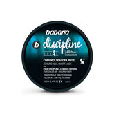 Babaria B Discipline Styling Wax Matt Look 100ml