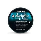 Babaria B Discipline Styling Wax Matt Look 100ml