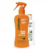 Babaria Protector Solar Spf30 Spray 200ml Set 2 Piezas 2019