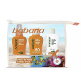 Babaria Sunscreen Lotion Spf50 100ml Set 3 Pieces 2020