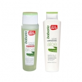 Babaria Facial Cleansing Milk 300ml And Tonic 300ml