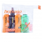 Babaria Travel Pack Set 5 Pieces 2018