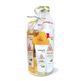 Babaria Baby Aloe Shampoo 600ml Set 5 Pieces