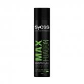 Syoss Laca Max Fijación Mega Resistencia Spray 400ml