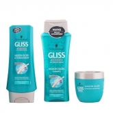 Schwarzkopf Gliss Million Gloss Set 3 Pieces