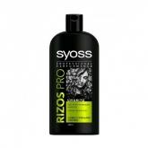 Syoss Champú Rizos Pro Definición E Hidratación Cabello Ondulado O Rizado 500ml