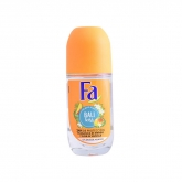 Fa Island Vibes Bali Kiss Mango & Vanilla Deodorant Roll-On 50ml