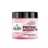 Schwarzkopf Gliss Protein+ Mascarilla Cabello Sin Brillo 400ml