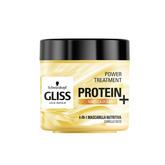 Schwarzkopf Gliss Protein+ Mascarilla Cabello Seco 400ml