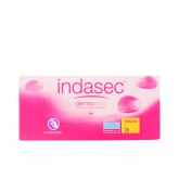 Indasec Dermoseda Compresses Incontinence Micro 28 Units