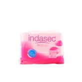 Indasec Dermoseda Compresses Incontinence Micro Plus 16 Units