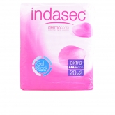 Indasec Dermoseda Compresses Incontinence Extra 20 Units