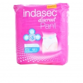 Indasec Pant Plus Large Size 12 Units