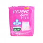 Indasec Pant Super Large Size 10 Units