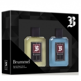Brummel Eau De Cologne 125ml Set 2 Pieces 2018