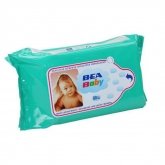 Lea Bea Baby Wipes Pack 80 Units
