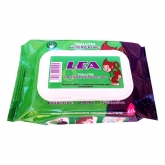 Lea Children's Hygiene Wipes Wc Pack 60 Units