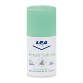 Lea Fresh Nature Mineral Alum Deodorant Roll-On 50ml